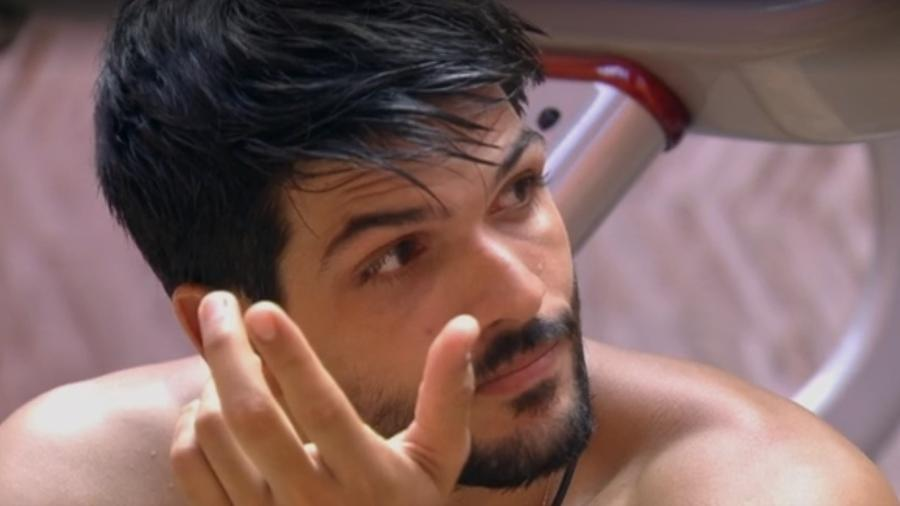 Lucas diz que vai evitar Jéssica  - Reprodução/Tv Globo