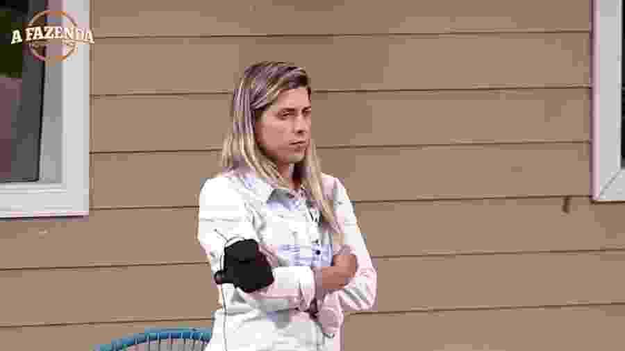 Ana Paula Minerato garante que não vai mais exagerar nas festas - Reprodução/R7