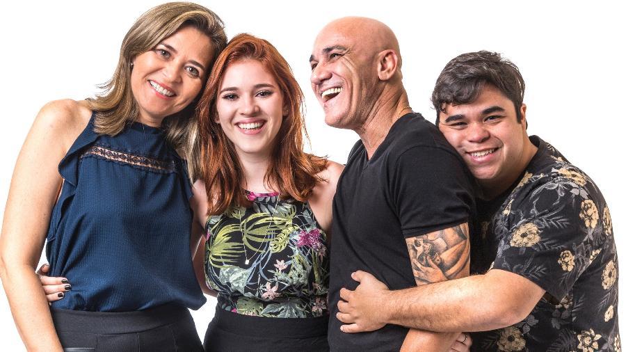 """Família Lima competiam por apenas duas vagas no """"BBB18"""" - Globo/ Paulo Belote"""