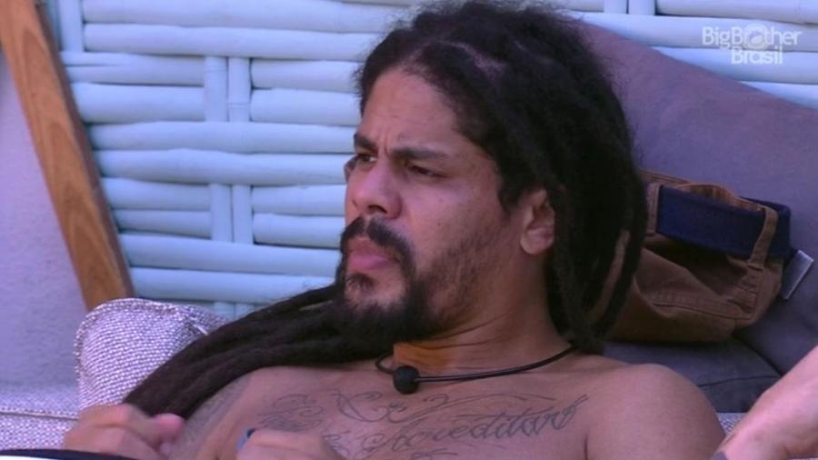 Viegas fala sobre sua conversa com Diego  - Reprodução/GloboPlay