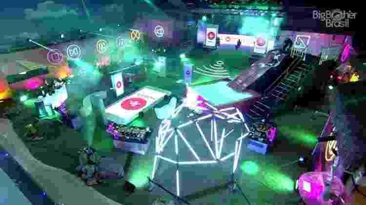 Festa BBB18 - Reprodução/GloboPlay - Reprodução/GloboPlay