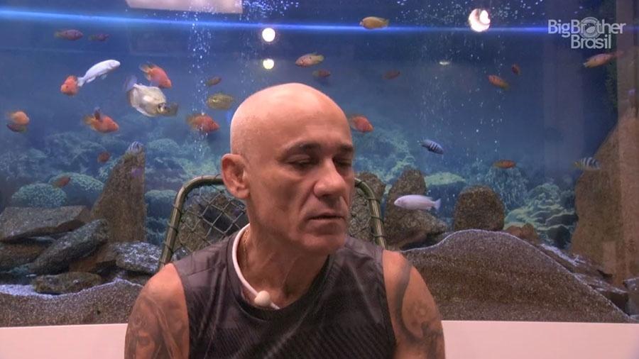 Ayrton fala sobre paredão e pede desculpas por briga - Reprodução/GloboPlay