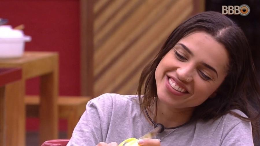 """Paula lidera o """"queridômetro"""" - Reprodução/Globoplay"""