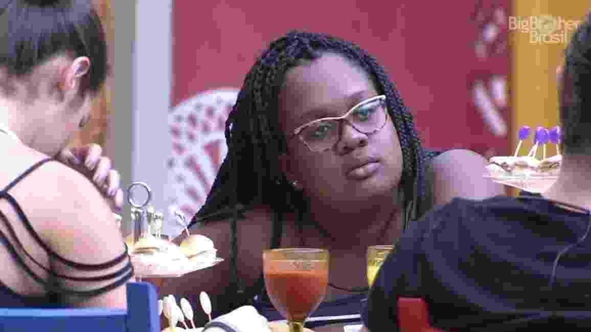 Roberta acredita que Daniel colocaria Emilly no paredão, caso seja líder - Reprodução/ TV Globo