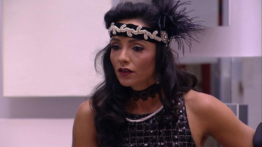 """Marinalva discute com Emilly antes da festa no """"BBB17"""" - Reprodução/Gshow"""