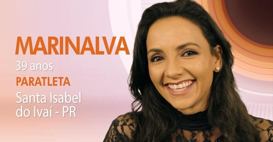 """Marinalva Almeida é uma das participantes do """"BBB17"""""""