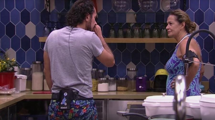 Brothers curtiram show da cantora Anitta - Reprodução/TVGlobo