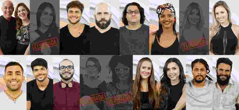 Montagem/Globo/ Paulo Belote
