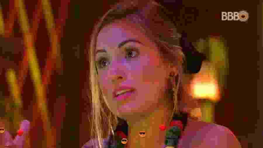 Jéssica relembra relacionamento com Lucas - Reprodução/GlobosatPlay