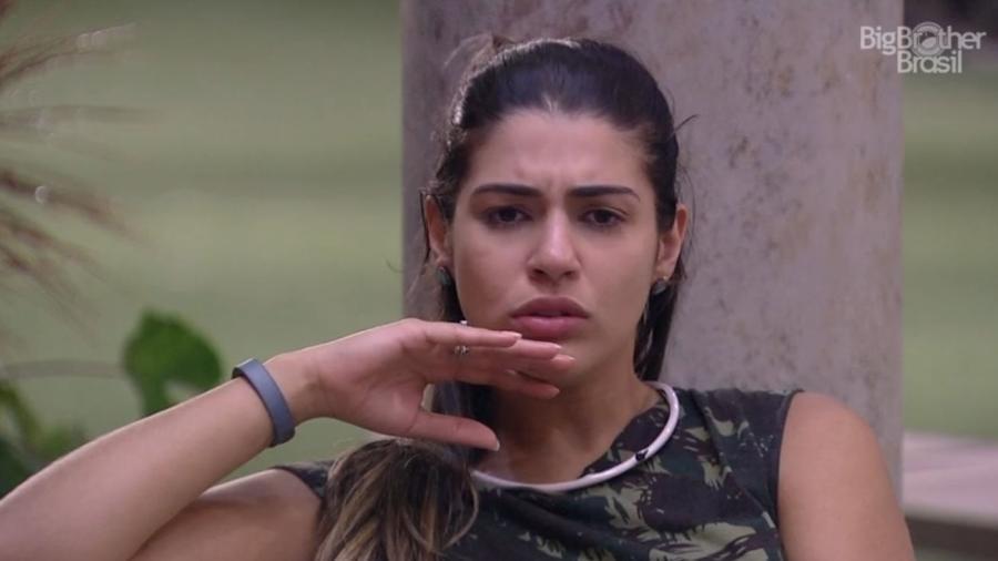 Vivian fala sobre relacionamentos passados - Reprodução/TV Globo