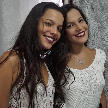 Mayla sai em defesa de Emilly após Marcos acusar sister de agredi-lo com chute - Divulgação/TV Globo