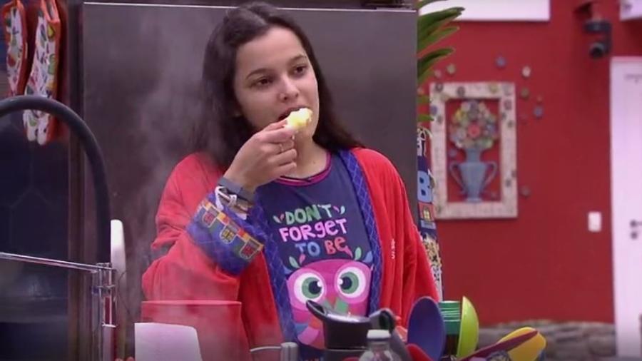 """Emilly está na final do """"BBB17"""" - Reprodução/TVGlobo"""