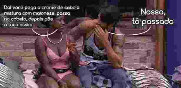 Diva Adélia 7 - Reprodução/Globo e Montagem/Diva Depressão - Reprodução/Globo e Montagem/Diva Depressão