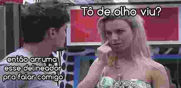 Diva - Fernanda e Andre - Reprodução/TV Globo e Montagem/Diva Depressão - Reprodução/TV Globo e Montagem/Diva Depressão