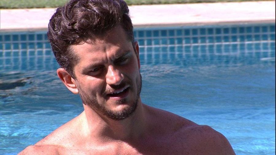 Marcos dá tempo em discussão com Emilly e relembra Ilmar - Reprodução/TVGlobo