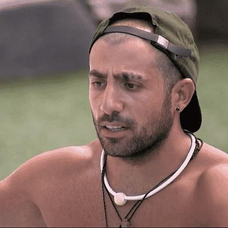 """Kaysar não ganha """"BBB"""", segundo Ana Paula Renault - Reprodução/Globosatplay"""