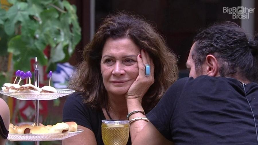 Ieda diz se sentir culpada por ter recebido imunidade de Roberta - Reprodução/ TV Globo
