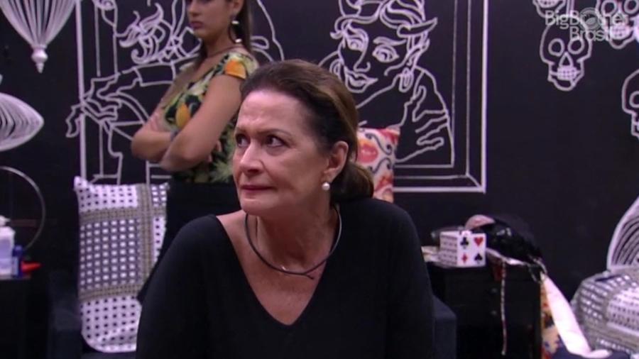 Ieda acusa Marcos de ter agredido Emilly - Reprodução/TV Globo
