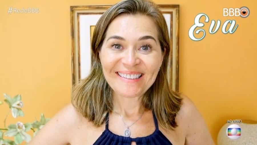 """Eva é uma das participantes do """"BBB18"""" - Reprodução/TVGlobo"""