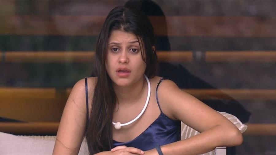 Ana Paula desabafa com Diego sobre jogo da discórdia - Reprodução/GloboPlay
