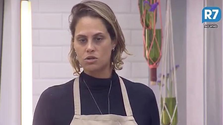 """Aritana conta que teve úlcera após sua participação no """"MasterChef"""" - Reprodução/R7"""
