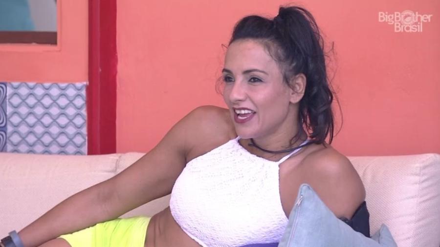 Marinalva conta que namorou o ex de sua irmã - Reprodução/Tv Globo