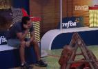 """Matheus diz já ter encontrado Rafael, participante do """"BBB15"""" em balada de Búzios - Reprodução/TV Globo"""