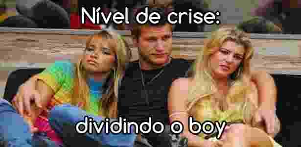 Diva - Iris e Alemão - Reprodução/TV Globo e Montagem/Diva Depressão - Reprodução/TV Globo e Montagem/Diva Depressão