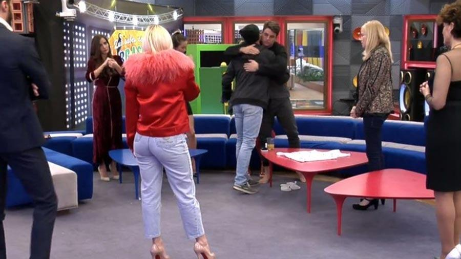 "Antônio e Manoel deixam ""Gran Hermano VIP"" - Reprodução/Telecinco"