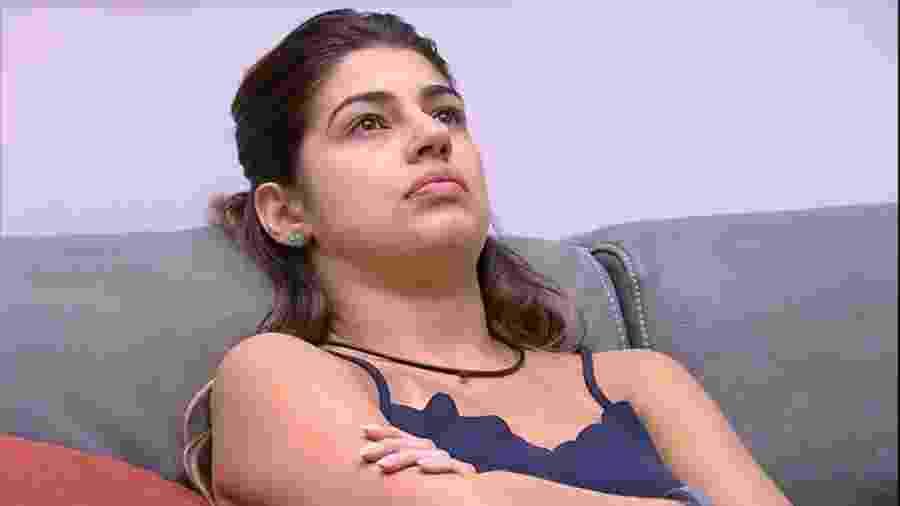 Vivian pondera sobre influência de Emilly no comportamento explosivo de Marcos - Reprodução/TVGlobo