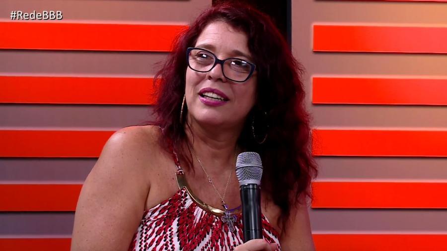 """Mara conversa com Vivian Amorim no programa """"Rede BBB"""" - Reprodução/Gshow"""