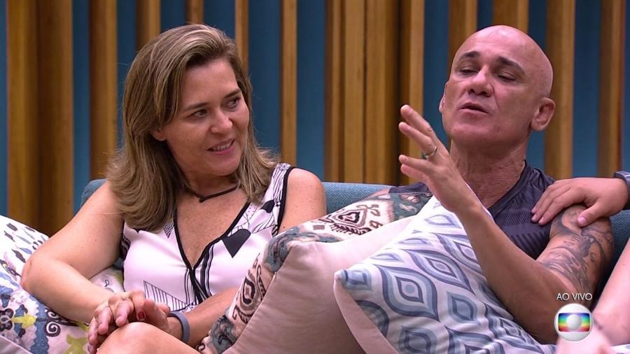 """Família Lima compete por vaga no """"BBB18"""" - Reprodução/TvGlobo"""