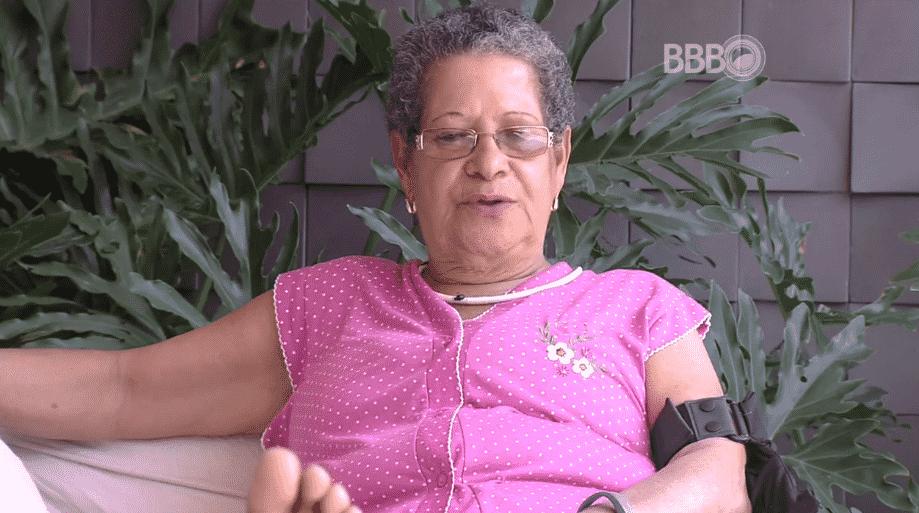 """4.fev.2016 - Geralda acredita que Daniel irá vetá-la novamente na prova do líder no """"BBB16"""" - Reprodução/TV Globo"""