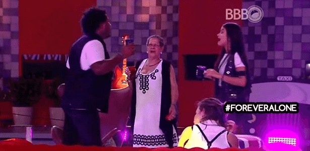 Diva bbb seria melhor se ... geronik - Reprodução/TV Globo e Montagem/Diva Depressão - Reprodução/TV Globo e Montagem/Diva Depressão
