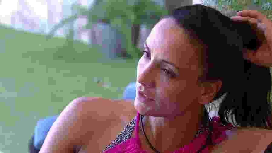Marinalva: para sister, Ilmar é o único que ainda acredita em Marcos - Reprodução/TVGlobo