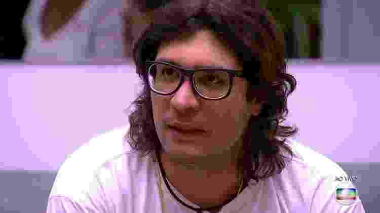 Ilmar indicação - Reprodução/TV Globo - Reprodução/TV Globo