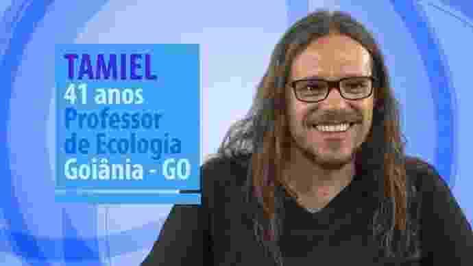 """Tamiel é o último participante do """"BBB16"""" a ser divulgado pela TV Globo - Divulgação/TV Globo"""