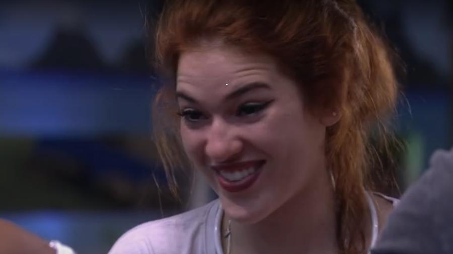 Ana Clara imita risada de Jéssica - Reprodução/Gshow