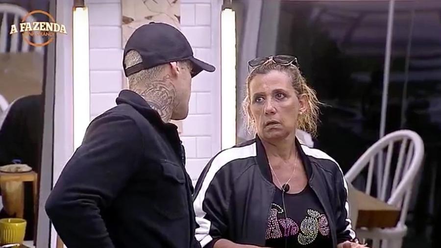 Após estratégia de Marcos Harter, Rita Cadillac declara que o grupo Fogo acabou - Reprodução/R7