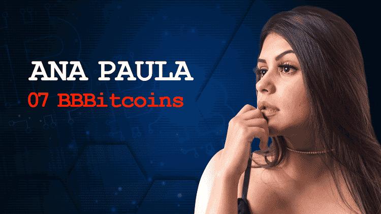 Ana Paula - Divulgação/Tv Globo  - Divulgação/Tv Globo