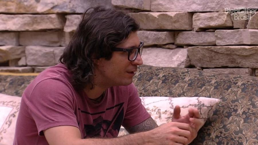 Ilmar revela voto em Daniel - Reprodução/TV Globo