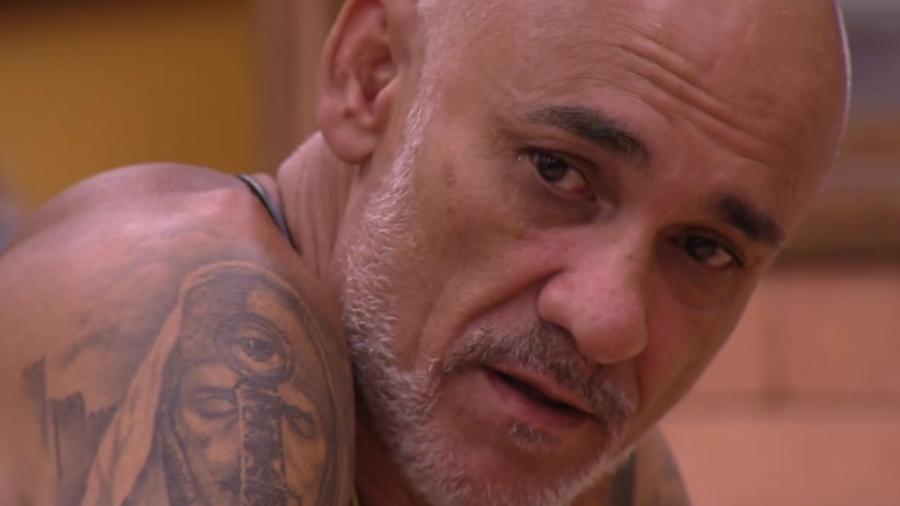 Ayrton critica a ex-sister Ana Paula - Reprodução/Globoplay
