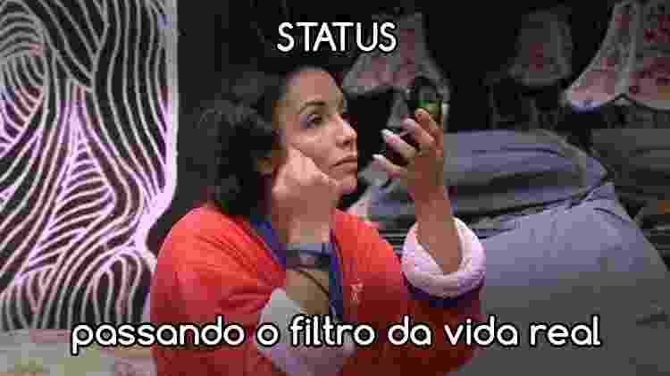 BBB17 Diva 7 - Reprodução/TV Globo e Arte/Diva Depressão - Reprodução/TV Globo e Arte/Diva Depressão