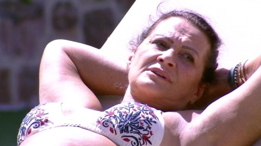 """Ieda critica Emilly: """"É bipolar quase"""" - Reprodução/TVGlobo"""