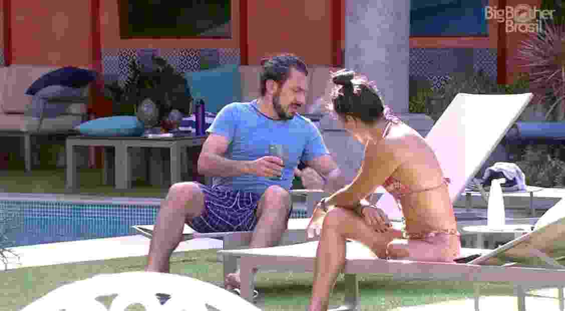 Marinalva diz que Ieda aumenta os fatos em causa própria - Reprodução/ TV Globo