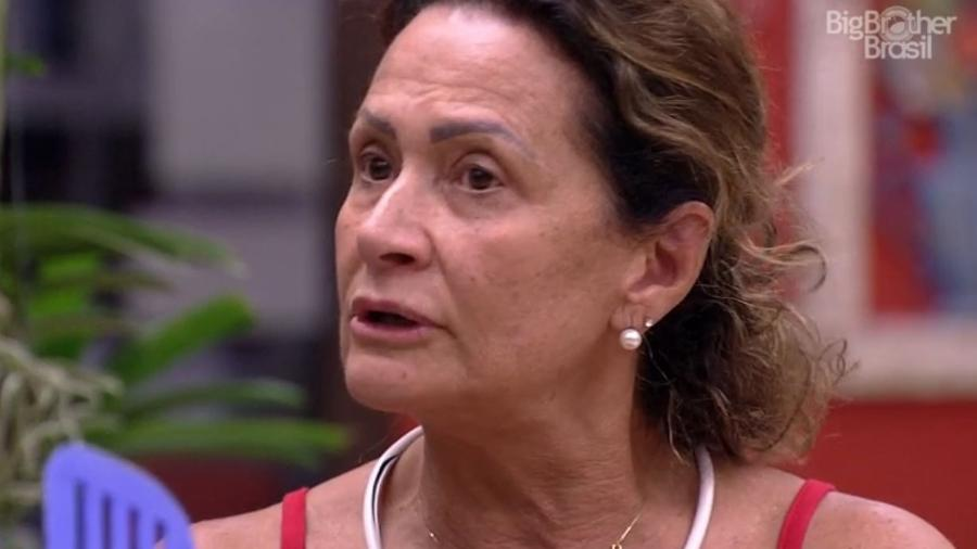 Ieda fala com Marinalva sobre mal entendido - Reprodução/TV Globo