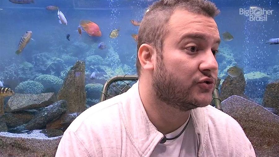 Diego fala sobre o jogo durante o Raio-x - Reprodução/GloboPlay