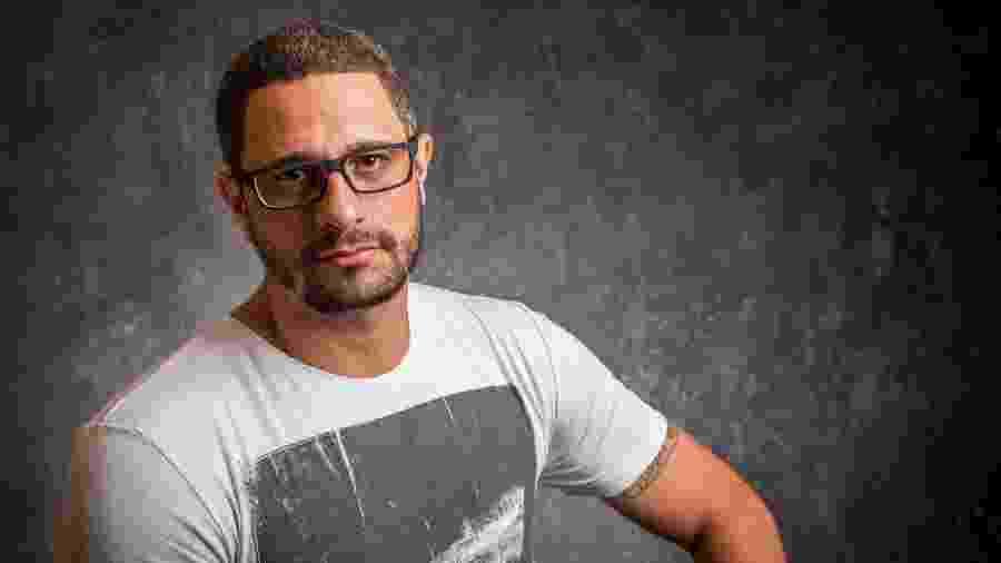 """Daniel, um dos participantes do """"BBB17"""" - Paulo Belote/Divulgação/TV Globo"""