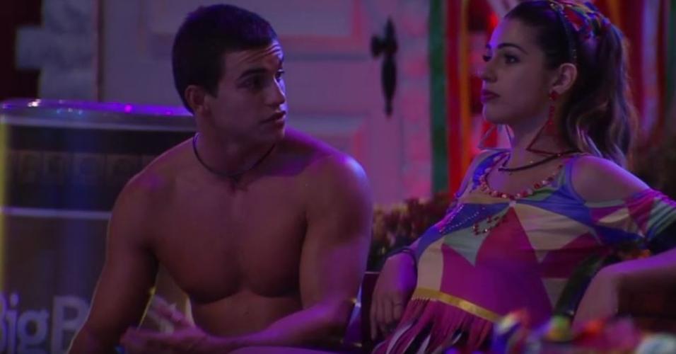 Manoel reclama de desatenção de Vivian