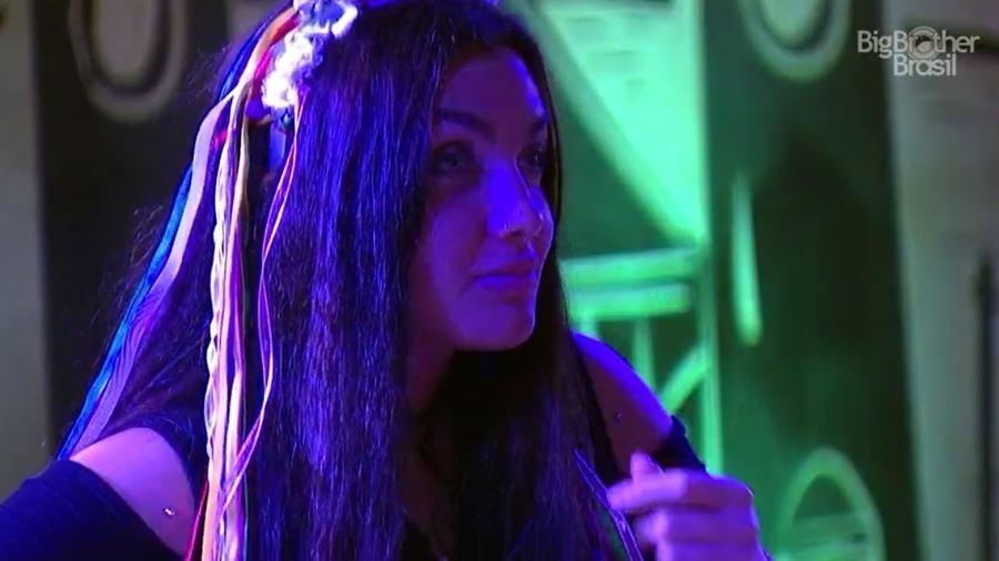Elettra dança durante Festa Cordel - Reprodução/TV Globo